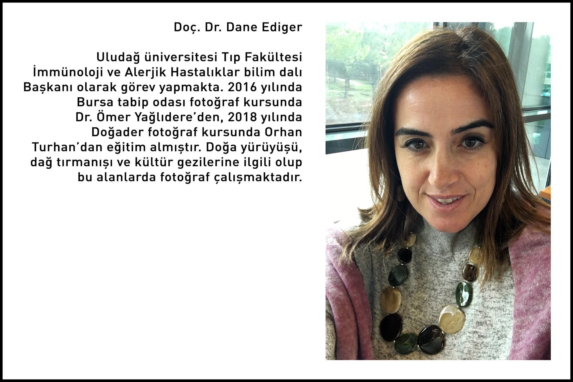 Doç. Dr. Dane Ediger