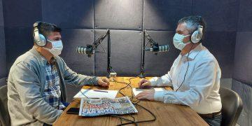 Doç.Dr. Alpaslan Türkkan ile Bursa Hakimiyet Köşe Yazarı Namık Göz